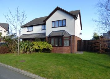 Thumbnail 4 bed detached house for sale in Swn Y Don, Tyn Y Gongl, Benllech, Anglesey