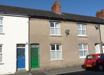 Thumbnail 2 bed terraced house to rent in North Road, Brecon