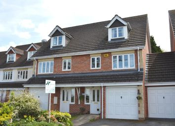 Thumbnail 3 bedroom terraced house for sale in Oak Ridge Close, Newbury