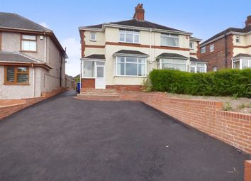 Thumbnail 3 bedroom semi-detached house to rent in Lightwood Road, Lightwood, Longton, Stoke-On-Trent
