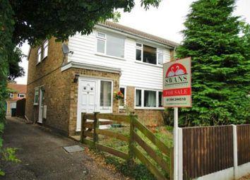 Thumbnail 2 bed maisonette for sale in Wolsey Road, Ashford
