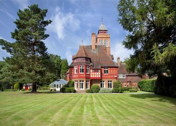 Thumbnail 7 bed country house for sale in Moorgreen, Nottinghamshire