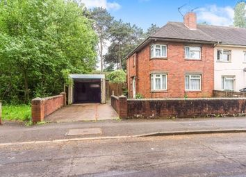 Thumbnail 3 bed end terrace house for sale in Woodbury Road, Kidderminster