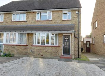 Thumbnail 3 bedroom semi-detached house for sale in Norwich Avenue, Southend On Sea, Essex