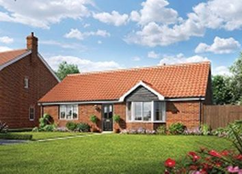 Thumbnail 3 bed detached bungalow for sale in Fordham Road, Soham, Ely