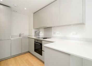 Thumbnail 1 bedroom flat to rent in Pinnacle Apartments, 11 Saffron Central Square, Wellesley Road, Croydon