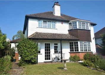 Thumbnail 4 bed detached house for sale in Selcroft Road, Purley