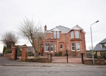 Thumbnail 6 bed detached house for sale in Lefroy Street, Coatbridge