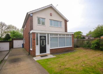 Thumbnail 3 bed detached house for sale in Prince Consort Road, Jarrow