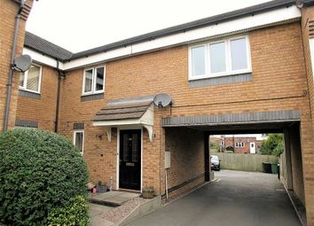 Thumbnail 2 bed town house for sale in Attingham Drive, Sovereign Heights, Dudley