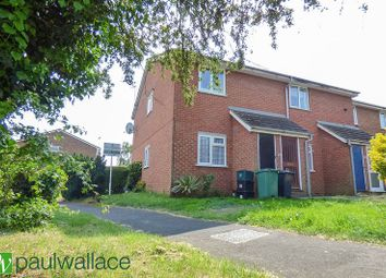 Thumbnail 1 bed maisonette to rent in Robertson Close, Broxbourne