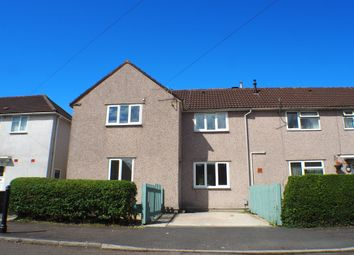 Thumbnail 3 bed end terrace house to rent in Heol Tir Du, Swansea