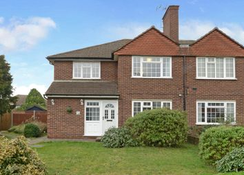 Thumbnail 3 bedroom maisonette for sale in Orchard Avenue, Thames Ditton