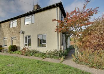 Thumbnail 3 bed semi-detached house for sale in Potton Road, Hilton, Huntingdon