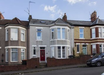 Thumbnail 6 bedroom terraced house for sale in Somerset Road, Newport