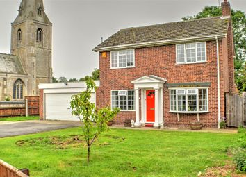 Thumbnail 4 bed detached house for sale in St. Johns Close, Leasingham, Sleaford