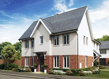"Thumbnail 3 bedroom end terrace house for sale in ""Morpeth"" at Godwell Lane, Ivybridge"