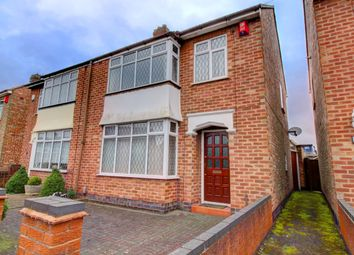Thumbnail 3 bedroom semi-detached house for sale in Gleneagles Road, Coventry