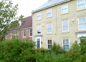Thumbnail 4 bed semi-detached house to rent in Bromedale Avenue, Mulbarton, Norwich