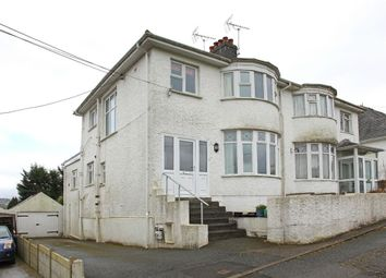 Thumbnail 3 bed semi-detached house for sale in Maesycoed Road, Lampeter, Ceredigion