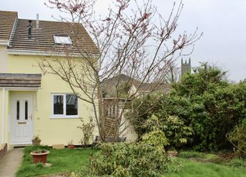 Thumbnail 1 bed terraced house for sale in Hicks Close, Probus, Truro