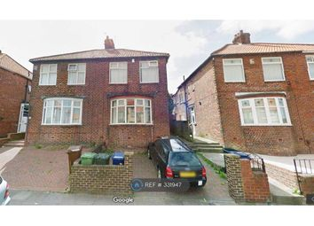 Thumbnail 3 bed semi-detached house to rent in Hadrian Road, Newcastle Upon Tyne