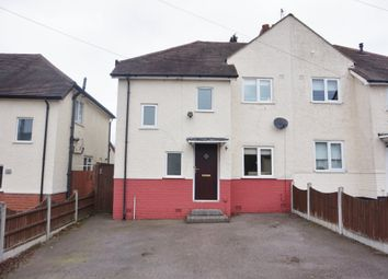 Thumbnail 3 bed semi-detached house for sale in St. Michaels Road, Boldmere, Sutton Coldfield