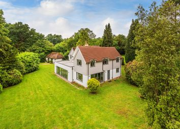 Thumbnail 5 bed detached house for sale in Domewood, Snow Hill, East Grinstead