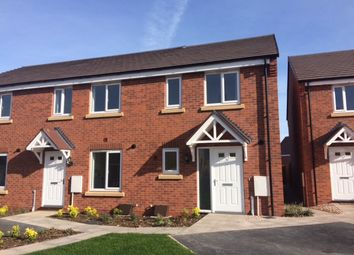 Thumbnail 2 bed end terrace house for sale in Tansey Green Road, Pensnet, Dudley