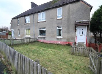 Thumbnail 2 bed flat for sale in Muirdyke Road, Coatbridge