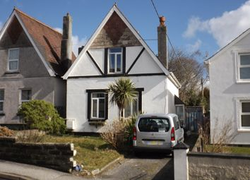 Thumbnail 2 bed detached house for sale in Brockstone Road, Boscoppa, St. Austell