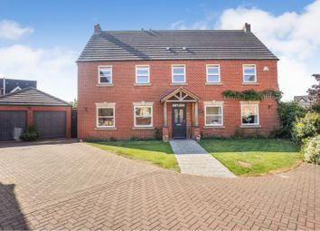 Thumbnail 5 bed detached house for sale in Northfield Road, Welton, Lincoln