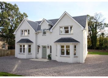 Thumbnail 5 bed detached house for sale in Methlan Park Gardens, Dumbarton