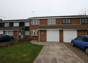 Thumbnail Semi-detached house to rent in Yarnacott, Shoeburyness, Southend-On-Sea