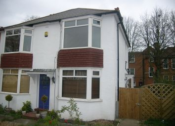 Thumbnail 2 bed flat to rent in Canon Road, Bickley, Bromley