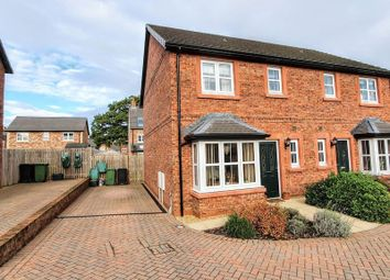 Thumbnail 3 bed semi-detached house for sale in Newbury Way, The Ridings, Durdar