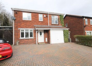 Thumbnail 3 bed detached house for sale in Lapwing Close, Washington