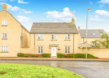 Thumbnail 4 bed detached house for sale in Elmhurst Way, Carterton, Oxfordshire