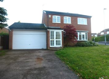 Thumbnail 4 bedroom property to rent in Pennine Close, Oadby, Leicester