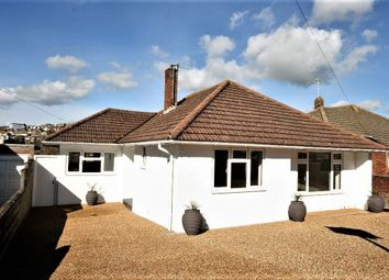 Thumbnail 3 bed bungalow to rent in Greenbank Avenue, Saltdean, Brighton