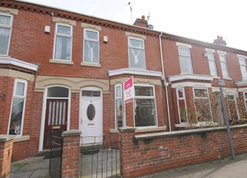 Thumbnail 3 bedroom terraced house to rent in North Lonsdale Street, Stretford, Manchester