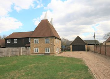 Thumbnail 3 bed country house to rent in Hook Lane, Lenham Heath