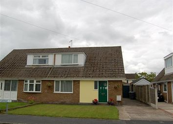 Thumbnail 3 bed property for sale in Larbreck Avenue, Preston