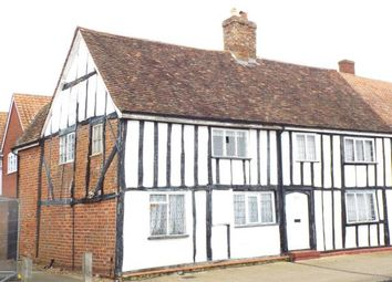 Thumbnail 3 bed terraced house for sale in Bunyans Mead, Elstow, Bedford, Bedfordshire