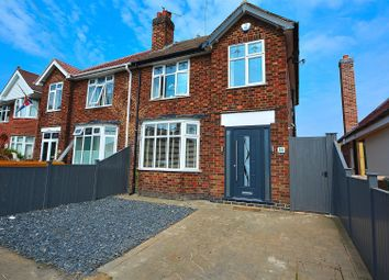Thumbnail 3 bed semi-detached house for sale in Hillview Road, Toton, Beeston, Nottingham