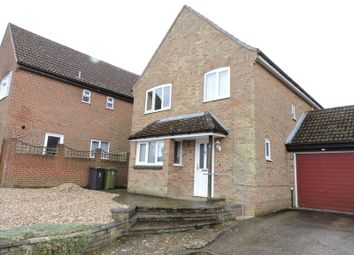 Thumbnail 4 bed detached house to rent in Hampshire Close, Basingstoke