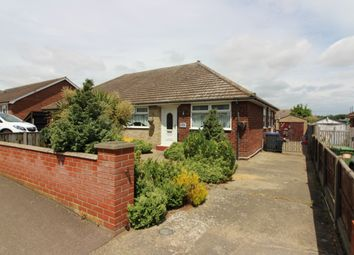 Thumbnail 2 bed semi-detached bungalow to rent in Ship Road, Pakefield, Lowestoft