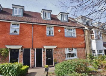 Thumbnail 4 bedroom terraced house for sale in Abbey Drive, Dartford