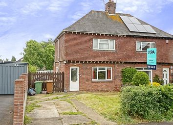 Thumbnail 3 bed semi-detached house for sale in Church Road, Pembury, Tunbridge Wells
