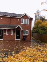 Thumbnail 2 bed semi-detached house to rent in Brierley Hill, West Midlands